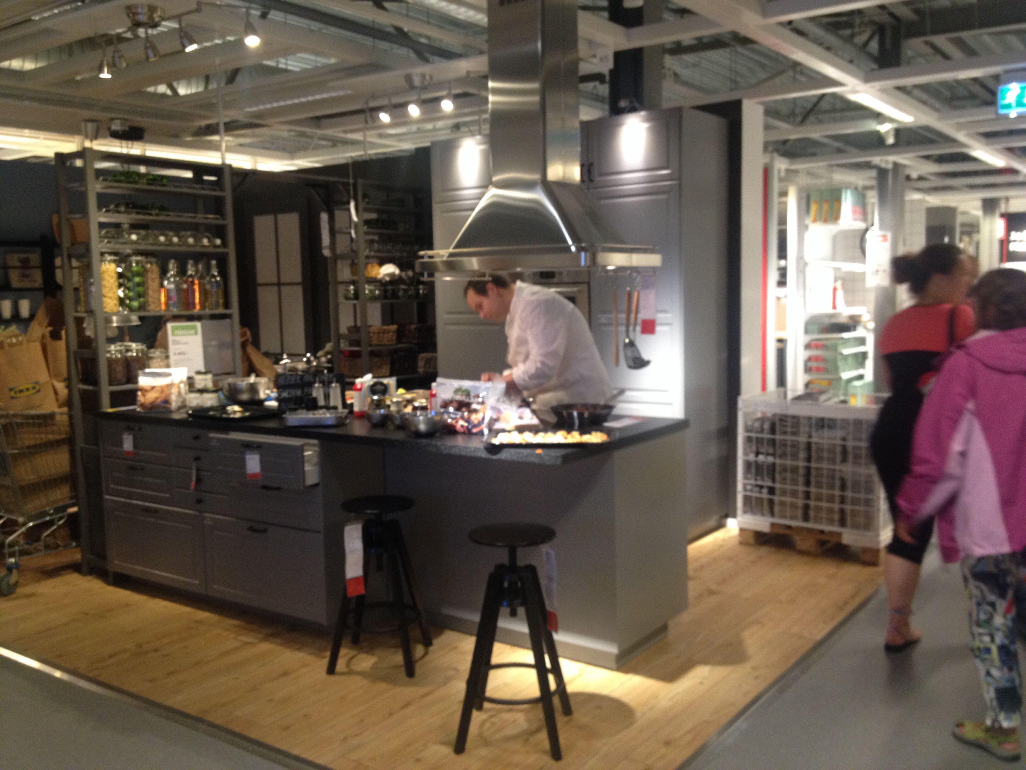 Keukeneiland T Opstelling : Ikea opstelling keuken eiland dat bedoel ik gevonden