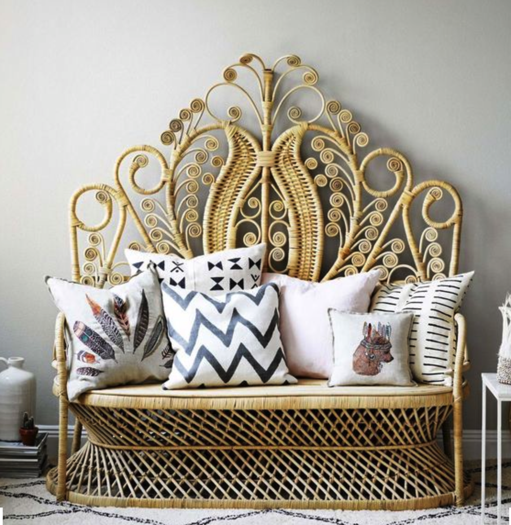 Bank Rattan Splendour Sofa In 2019 Lindsay Room Pinterest Home Decor