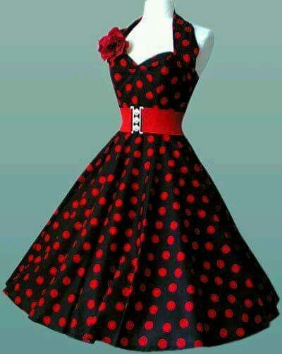 Cheap Pin Up Clothing Inspiration Pinup Dress  Robes  Pinterest  Vintage Dresses Rockabilly And Inspiration Design