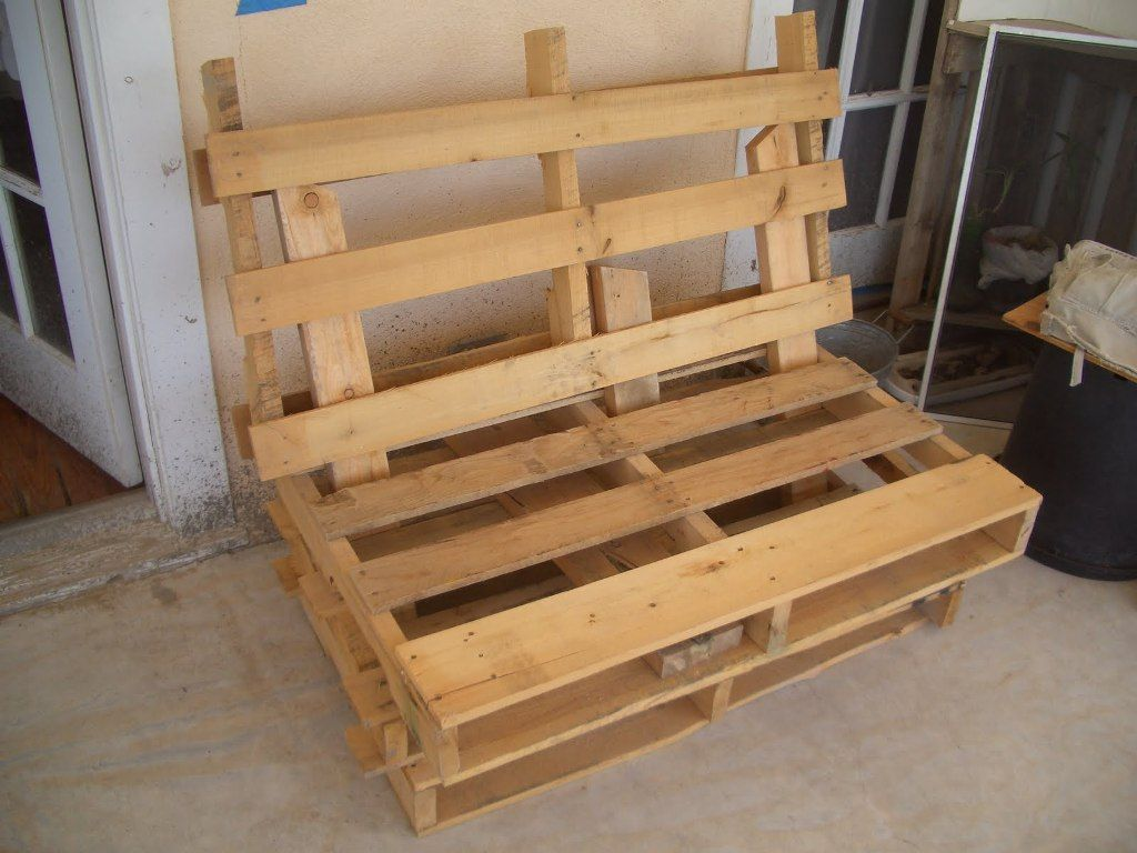 pallet furniture instructions pallet furniture
