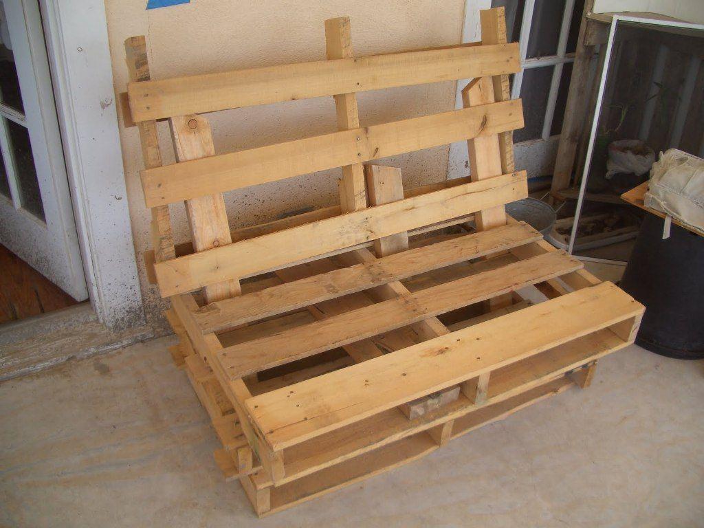Pallet Furniture Instructions Pallet Furniture