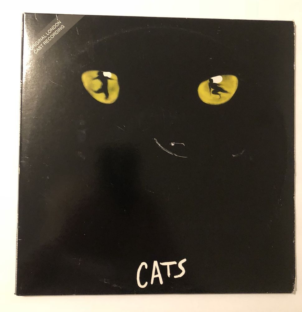 Andrew Lloyd Webber Cats Original London Cast