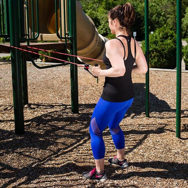 Playground Workout, Workout Videos