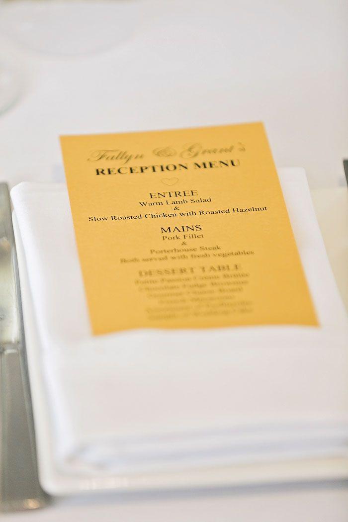 Wedding of the Week: Fallyn Petherick and Grant Bevington | Wedding ...