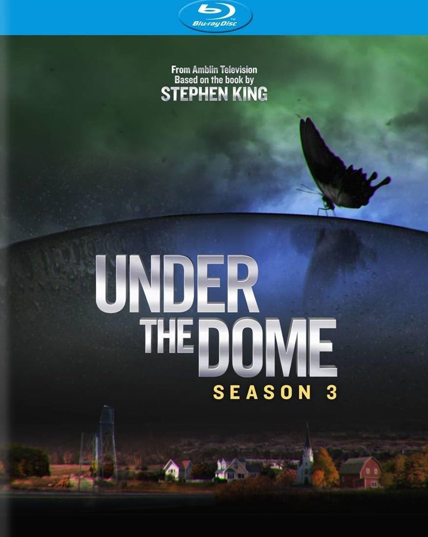 Dvd Blu Ray Under The Dome Season 3 With Images Under The
