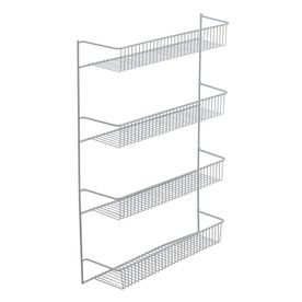 Style Selections Coated Wire Shelf Great For Canned