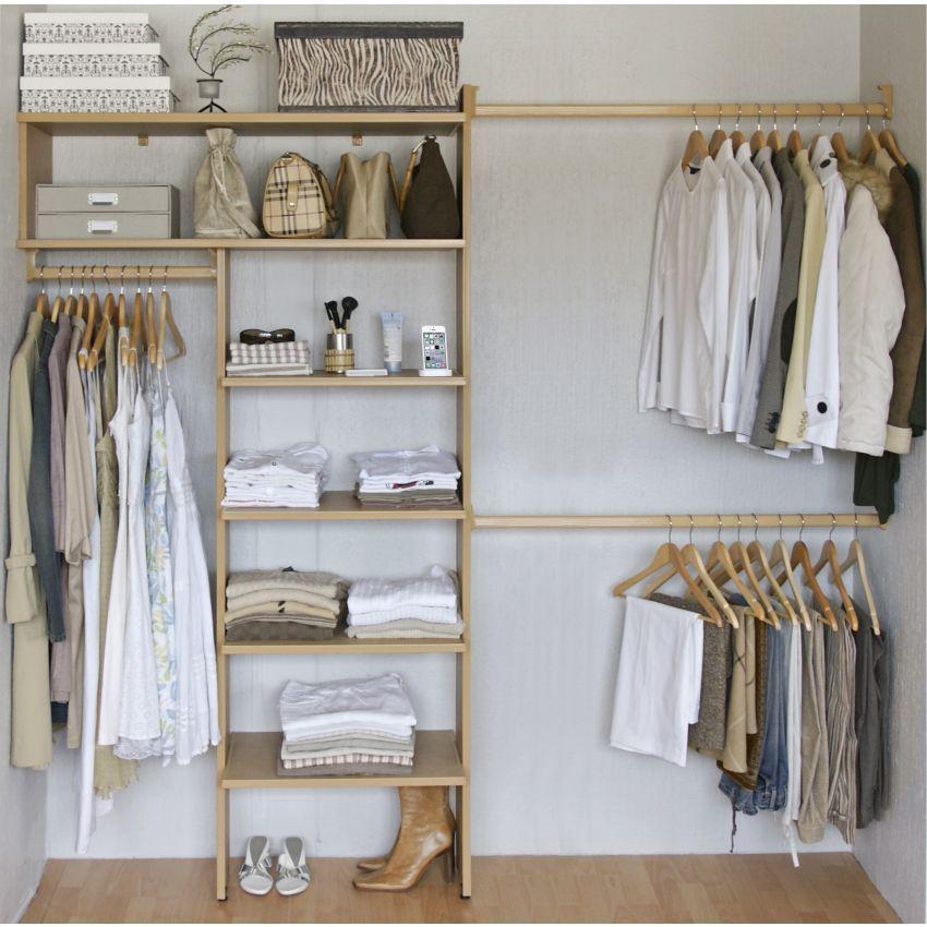 Repisa para colgar ropa buscar con google accesorios for Tipos de closet para dormitorios