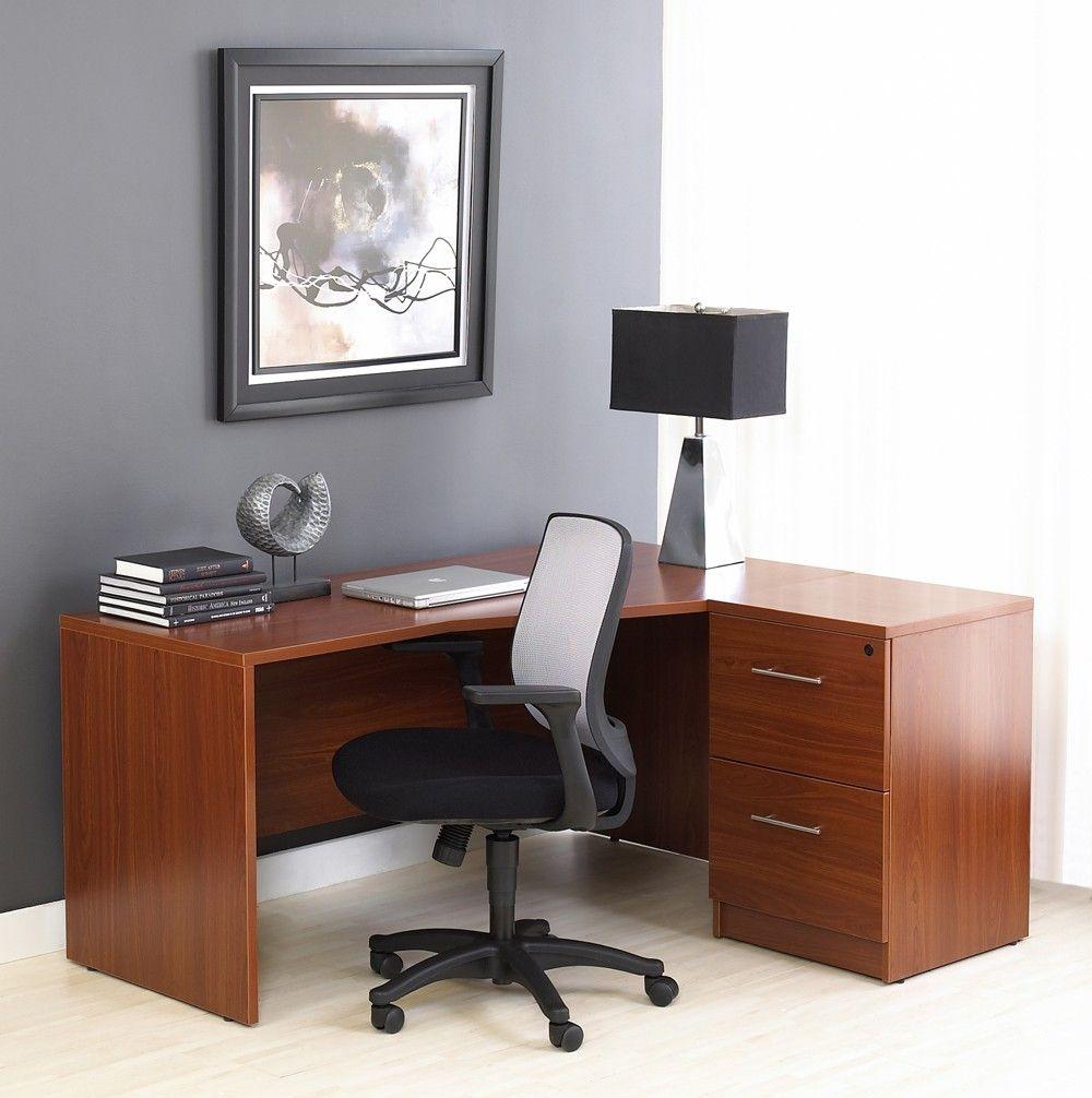 Jesper Office Crescent Desk