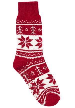 F&F Fair Isle Slipper Socks | Stuff I want / like / shopping ...