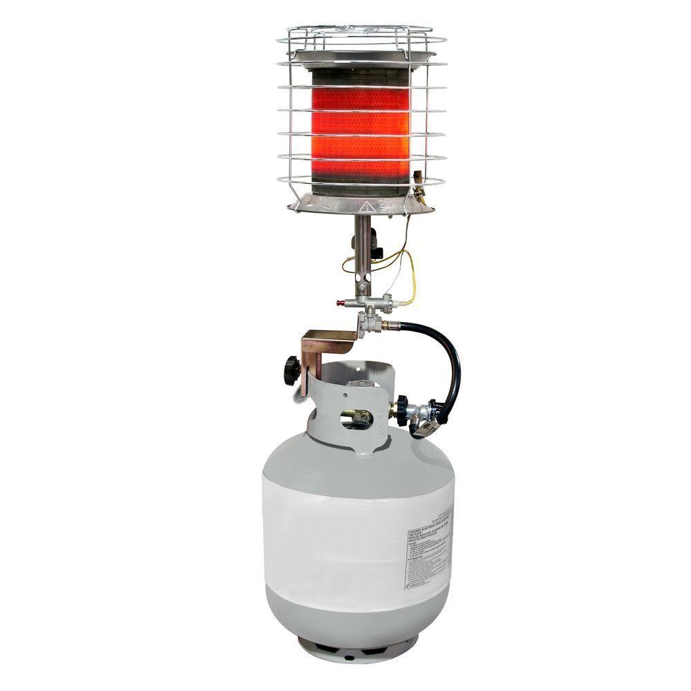 Dyna Glo 40 000 Btu 360 Degree Radiant Propane Tank Top Portable Heater Tt360dg Tank Top Heater Portable Heater Propane Heater