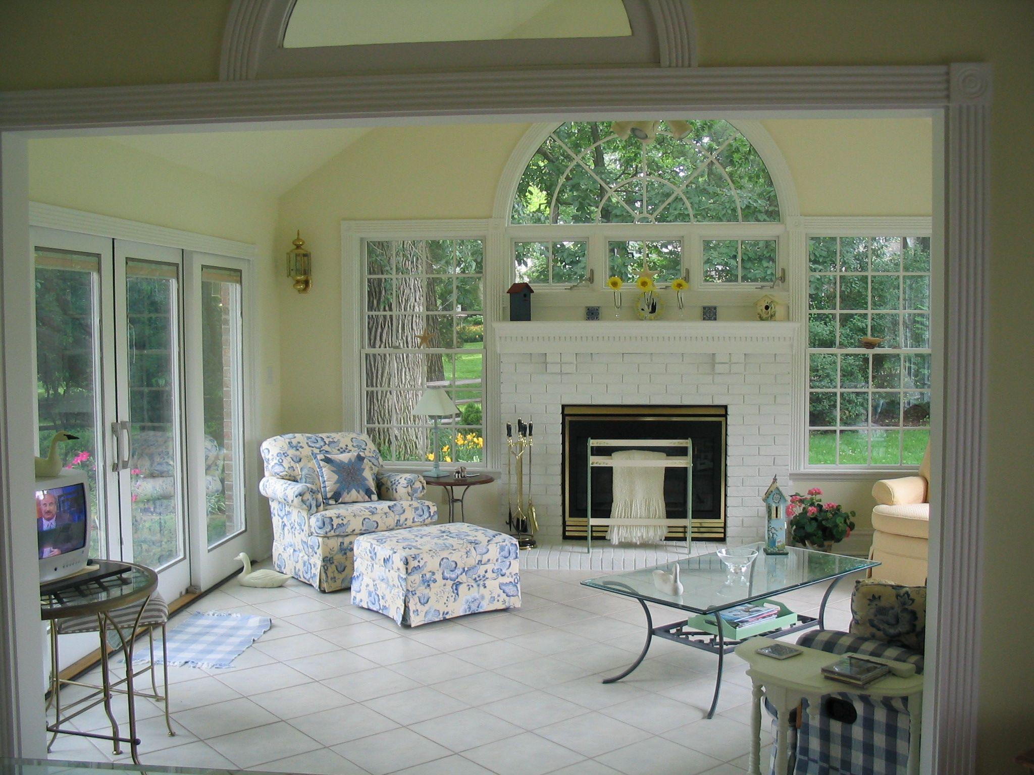 sunroom additions | Sunroom / Dinette Addition - Winfield | family on enclosed patio room designs, home additions sunroom plans designs, sun room additions kit prices, florida sunroom designs, american house plan designs, interior sunroom addition designs, rustic sunroom designs, sun room addition plans and designs,