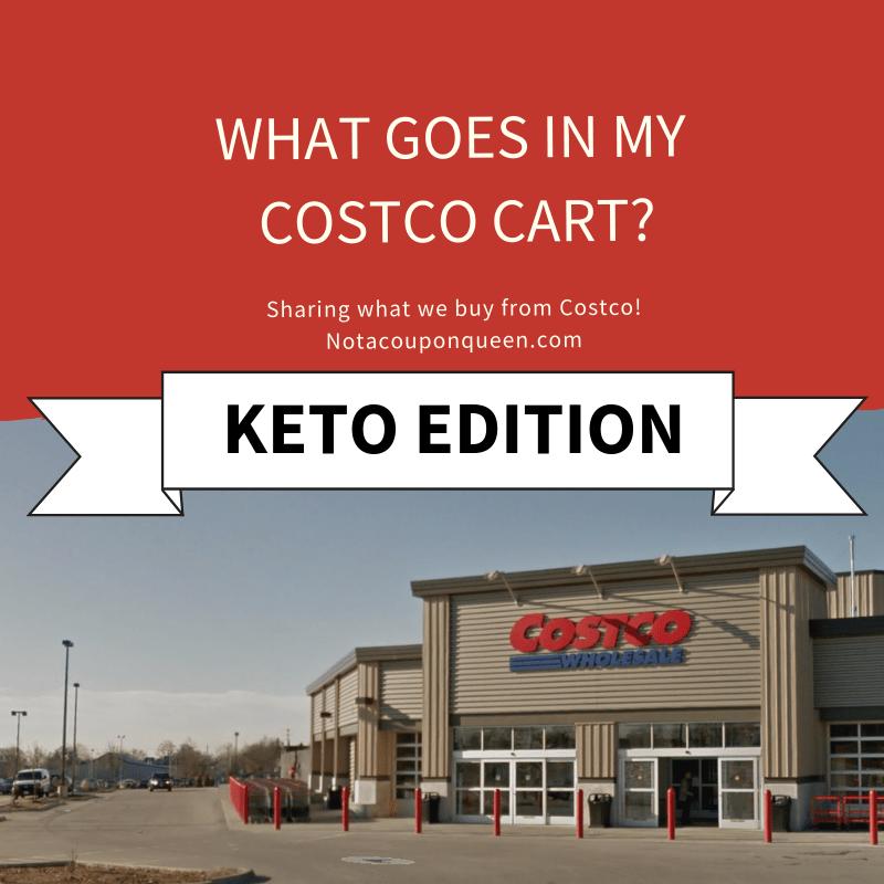 What Goes In My Costco Cart Keto Edition Keto, Costco