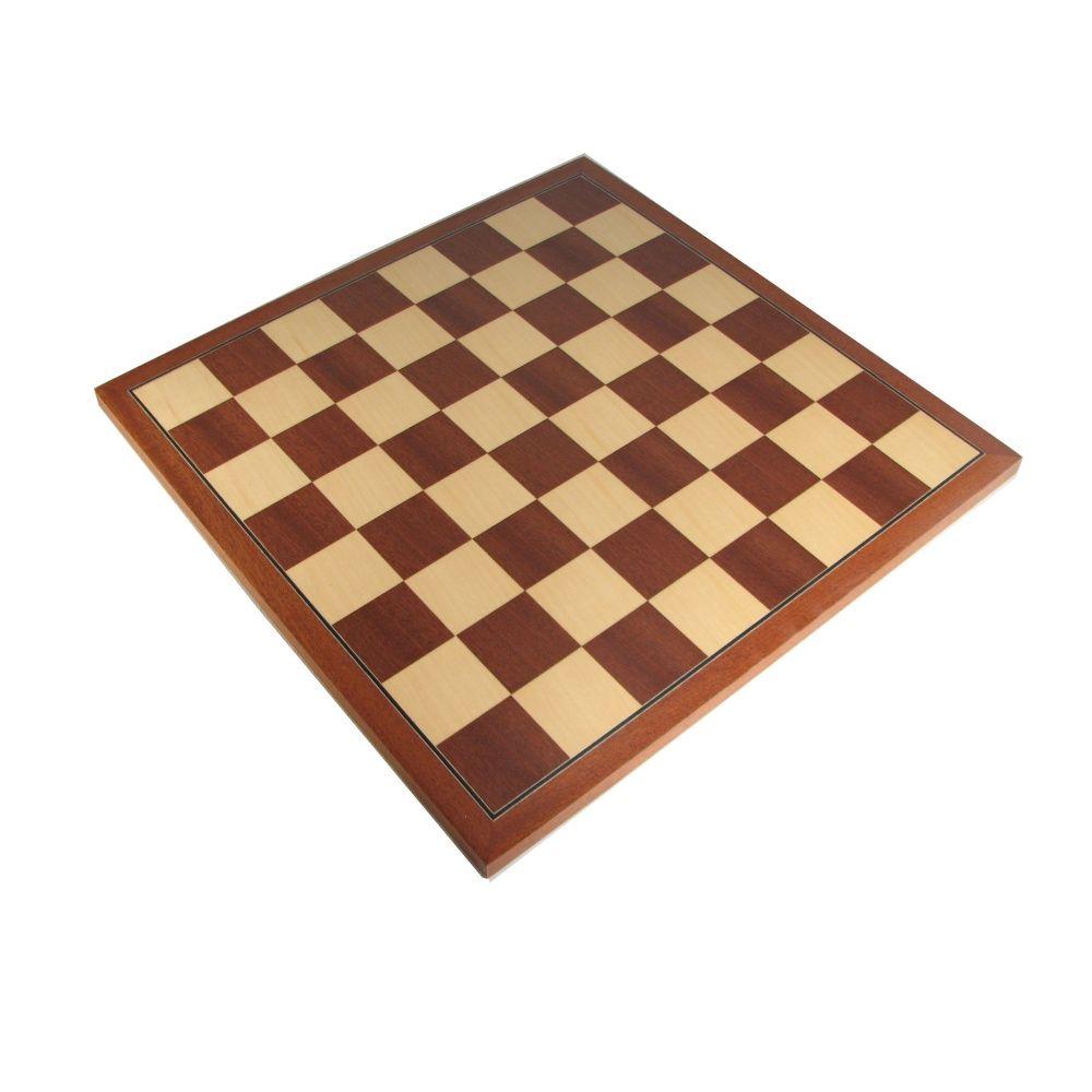 20 European Mahogany Chess Board With 2 1 4 Square Executive Style Chess Board Wood Chess Wood Chess Board