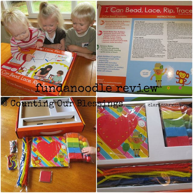 Therapeutic hands-on kits for young children, readiness skills and more!