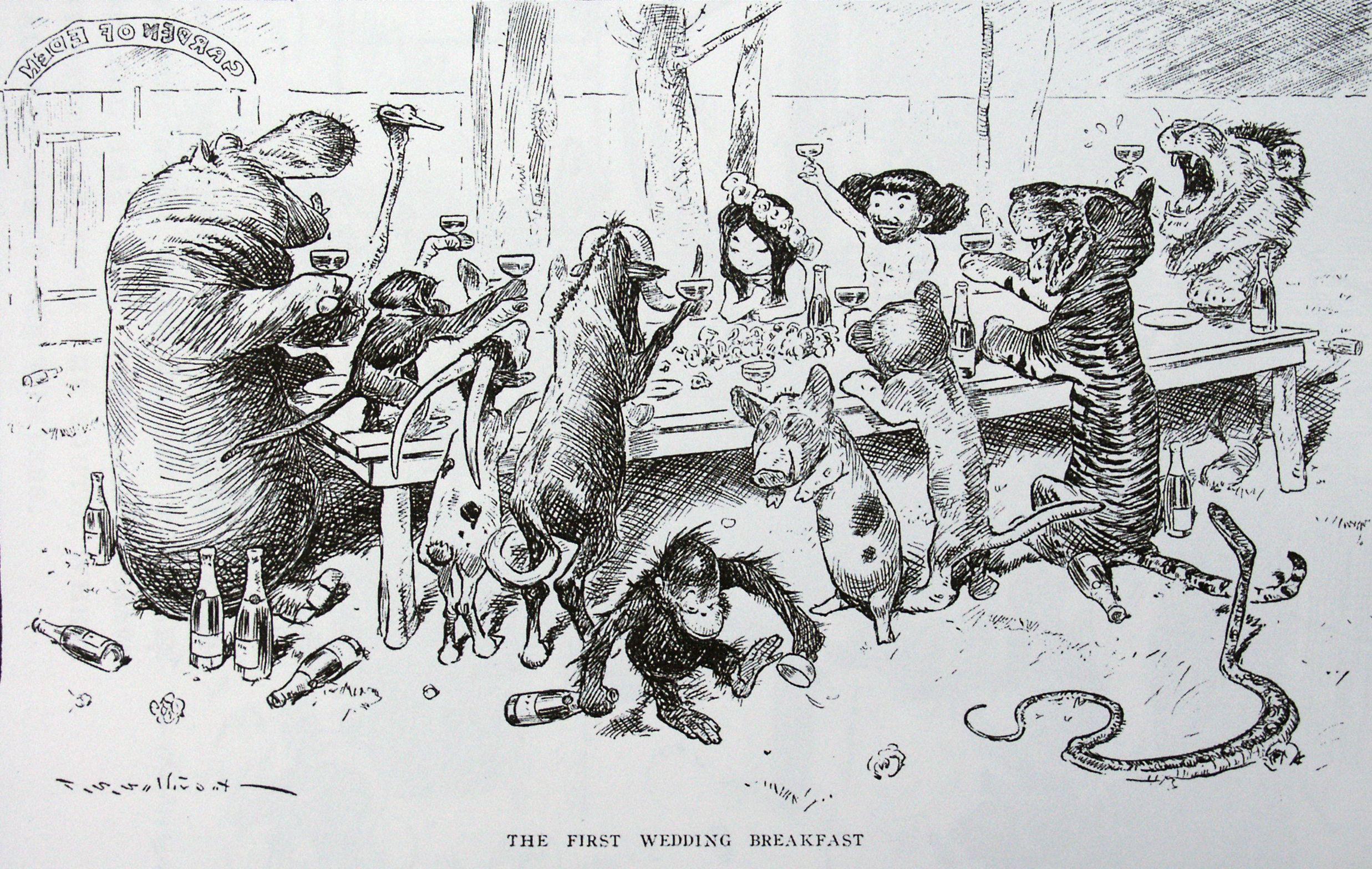 T S Sullivant Cartoonist