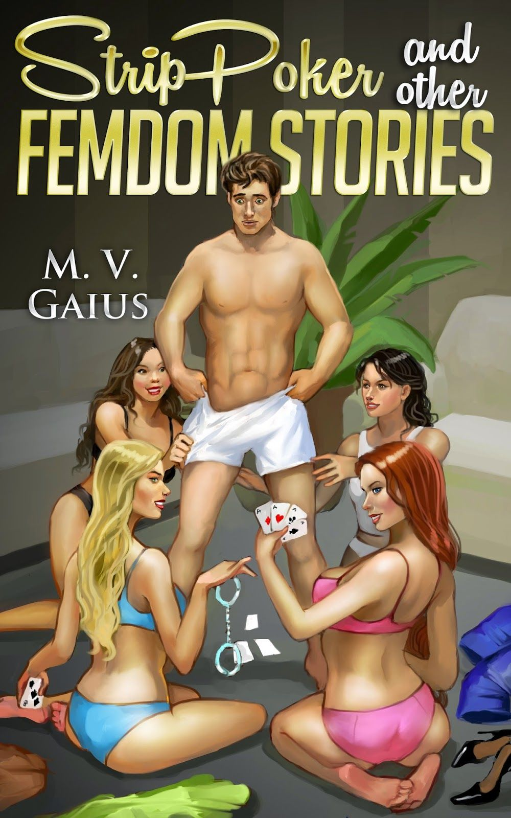 Ffemale domination stories