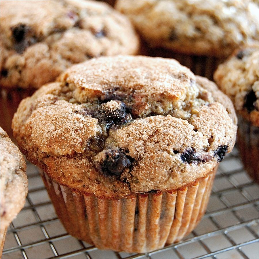 Fit for the family muffin recipes blueberry blue berry