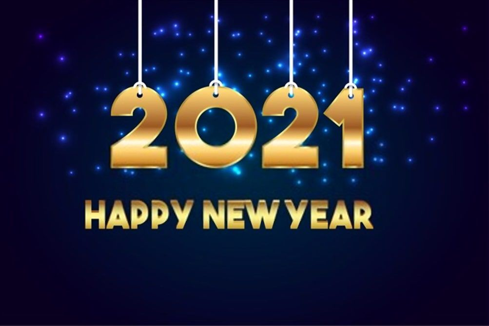 Stunning Happy New Year Images 2021 In 2020 Happy New Year Images New Year Images Happy New Year Pictures