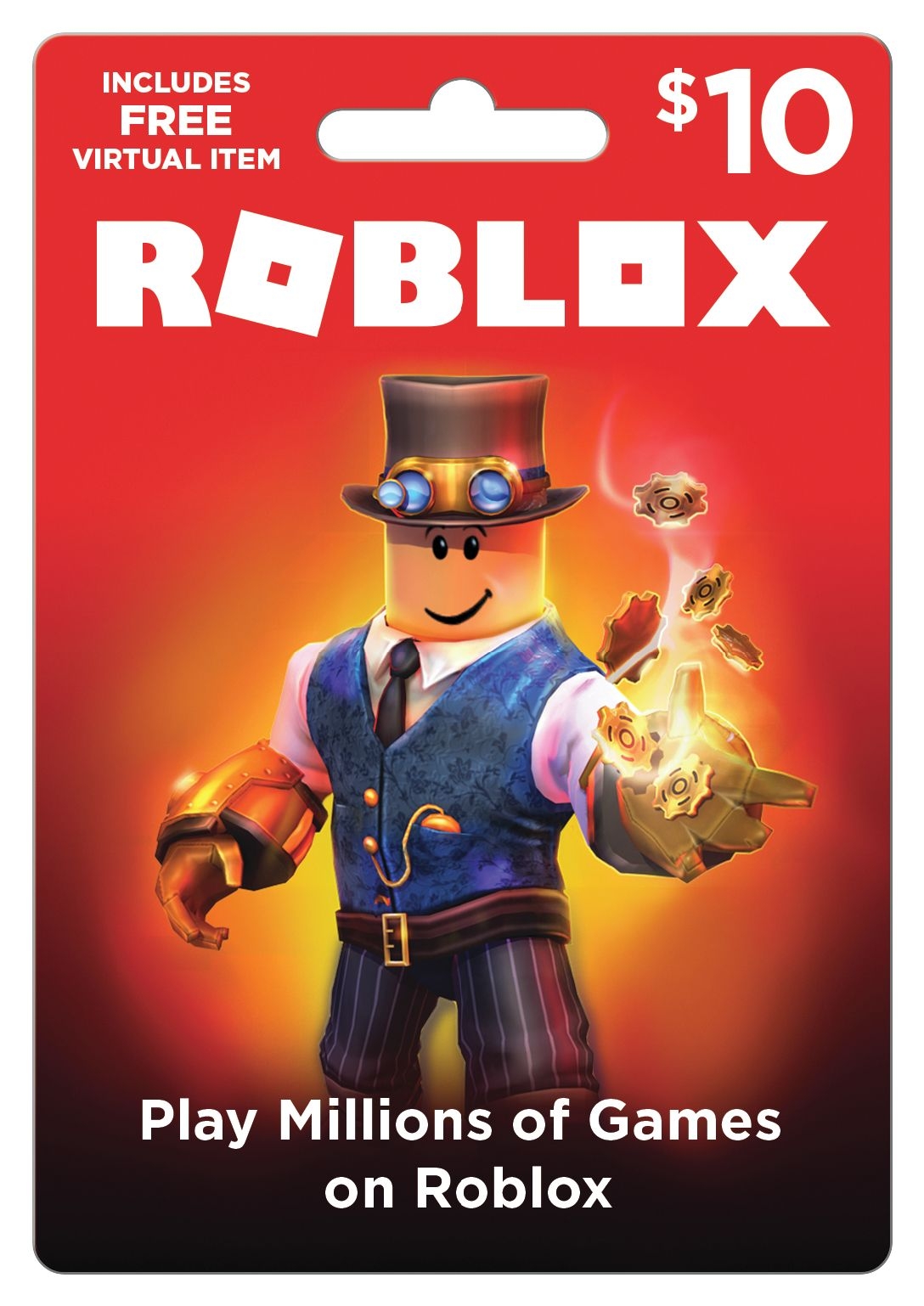 Roblox Free Online Virtual World Game Free 2 Day Shipping Buy Roblox Game Ecard 10 Digital Download At Walmart Com Roblox Gifts Roblox Roblox Online