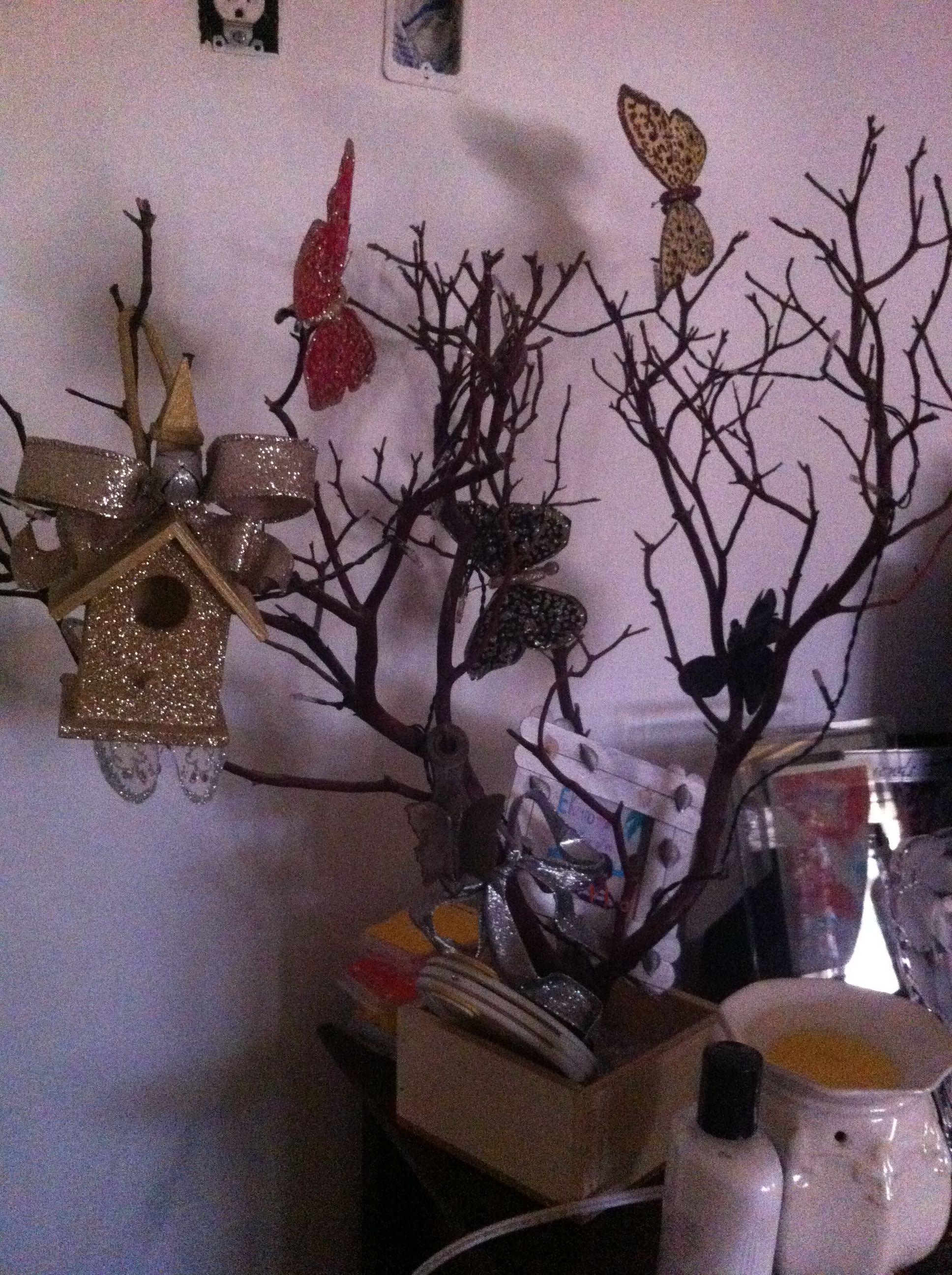 My butterfly tree