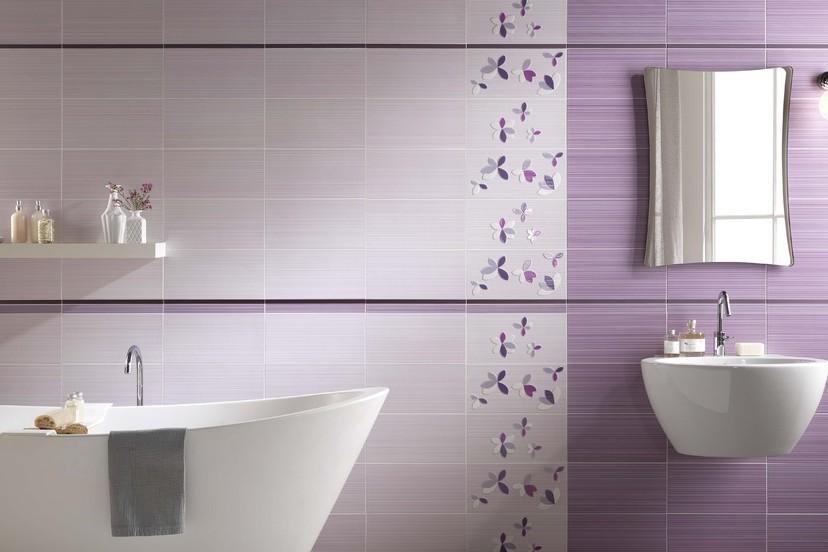 Piastrelle bagno modern decor modern