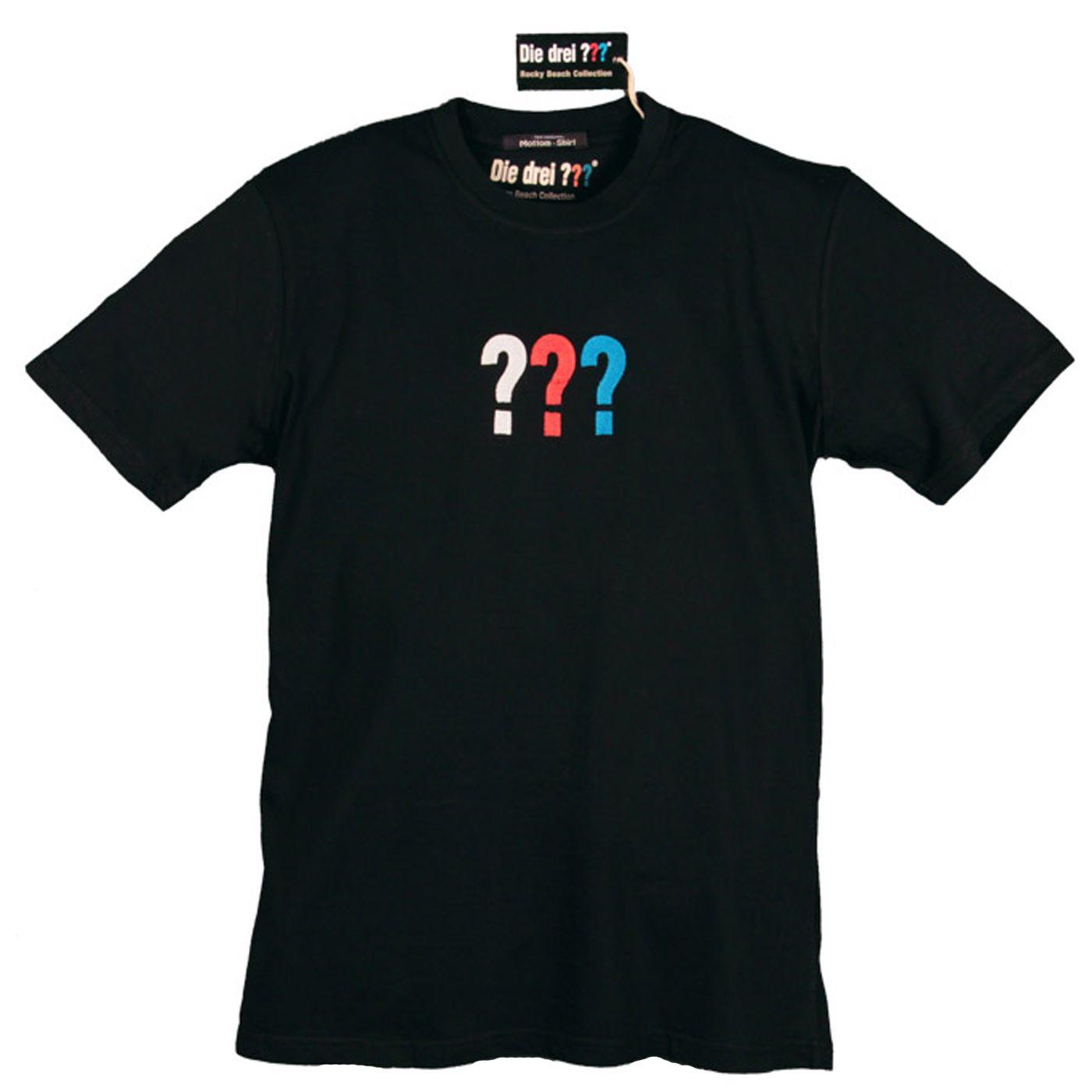 Drei Fragezeichen T-Shirt