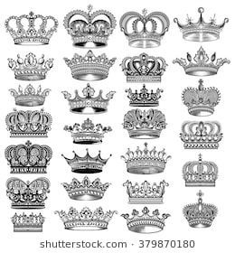 Tattoovorlagen Krone
