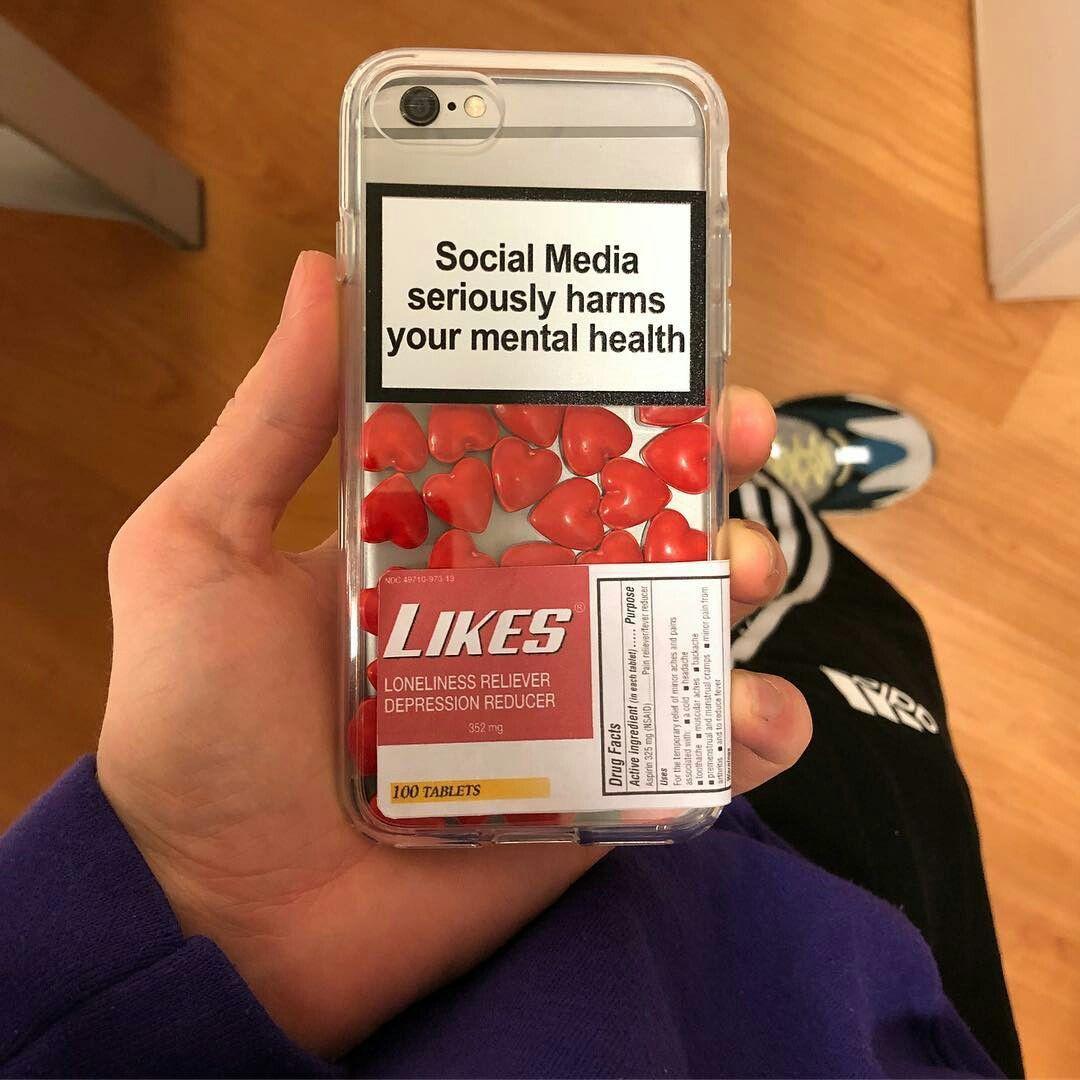 Pin En Social Media Seriously Harms Your Mental Health