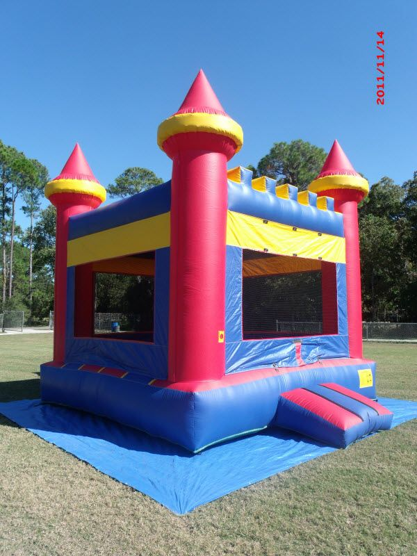 Bounce House Rentals Jacksonville Fl With Images Bounce House Rentals Bounce House