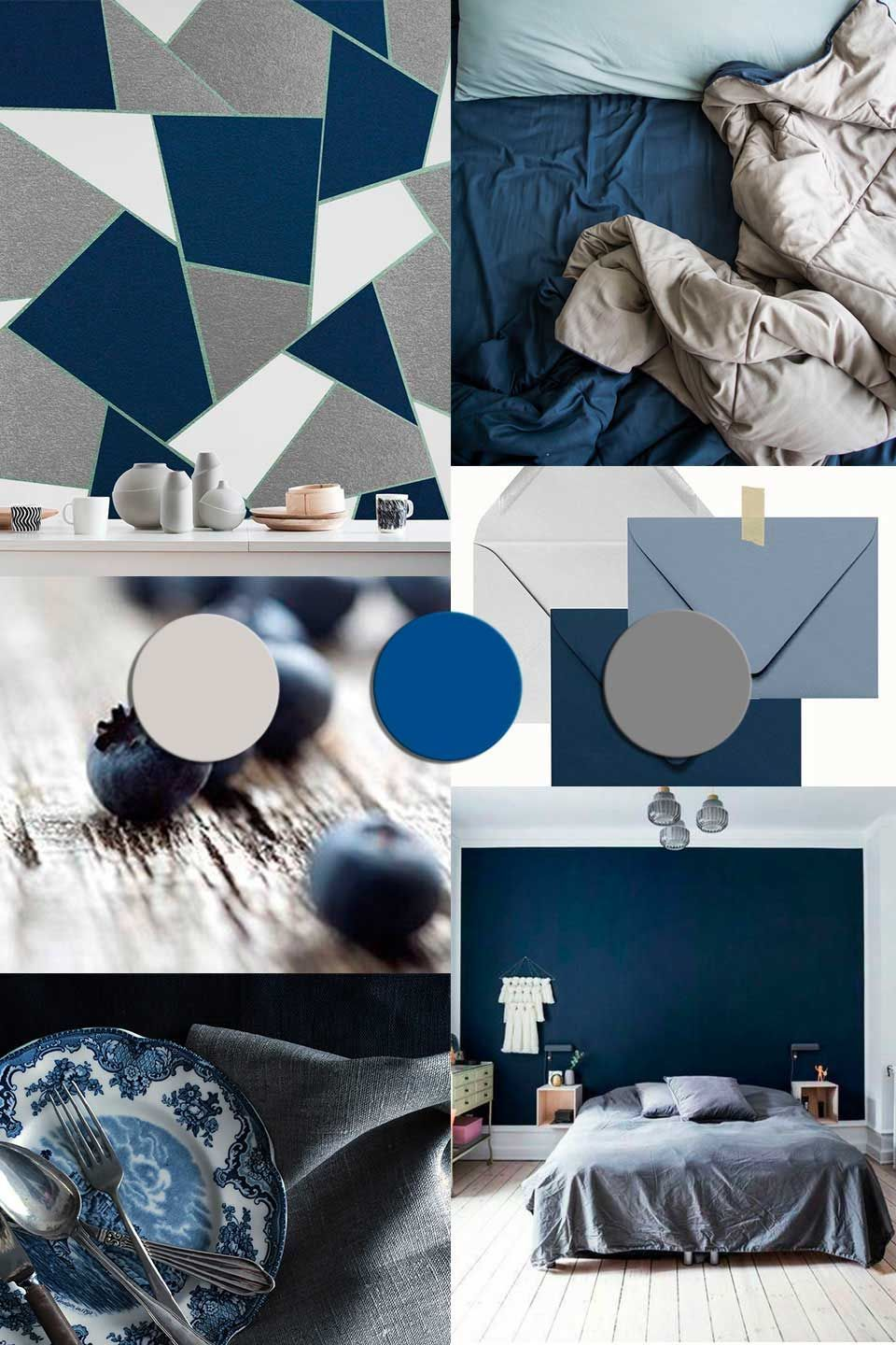 Photo of FARGE TRENDS 2021 med start fra Pantone 2020 Classic Blue # pantone2020 Cool Colo …