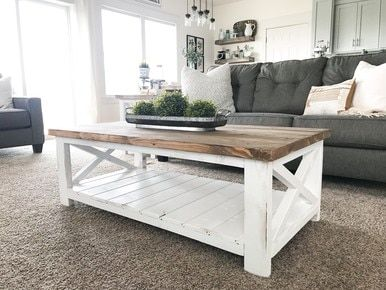 Photo of Farmhouse Coffee Table
