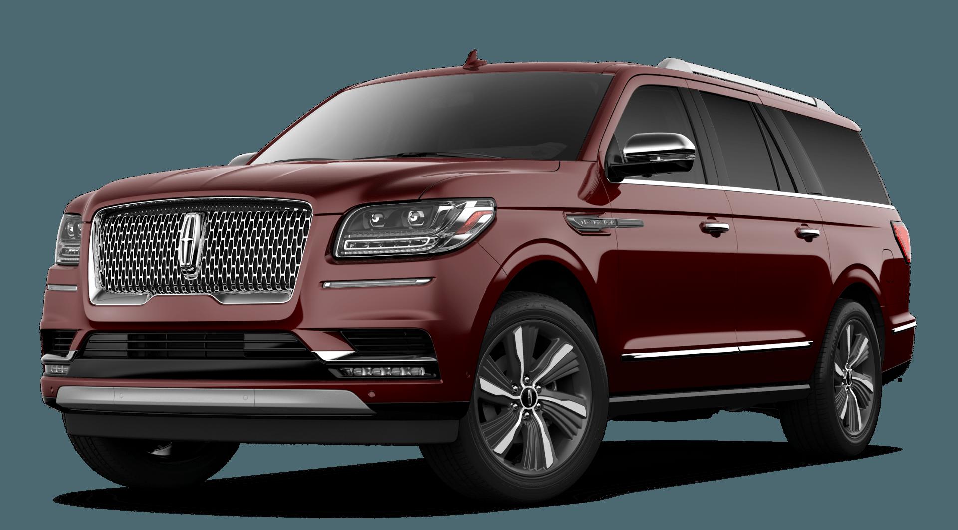 2019 Lincoln Navigator Build Price Lincoln Navigator New