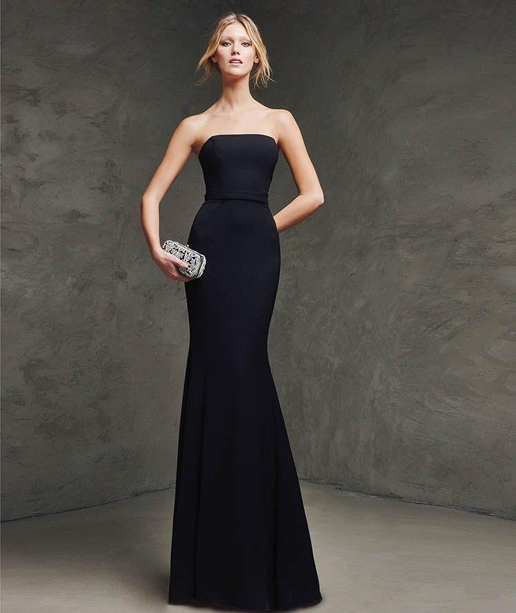 710581d27732 LAMANA Vestido de festa 2016. pronovias siyah straplez abiye elbise  modelleri-22 Outfit Vestidos, Mermaid Evening Dresses ...