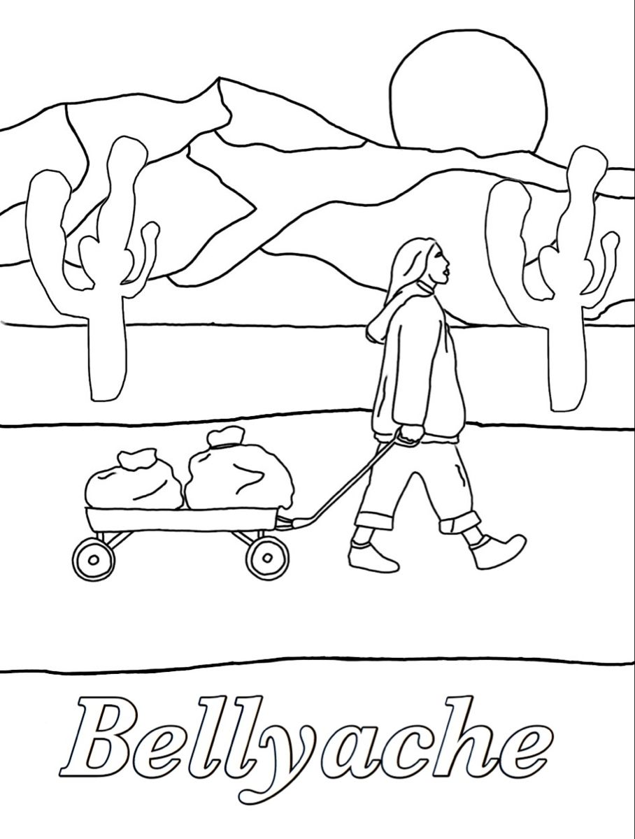 Billieeilish Coloringpages Coloring Quarentine Lyrics Tumblr Coloring Pages Harry Styles Drawing Mini Canvas Art