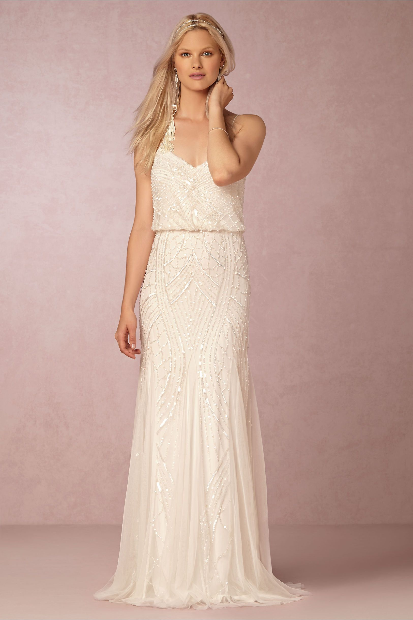 Pinterest flapper wedding dresses 1920s style and adrianna papell - Affordable Wedding Dresses