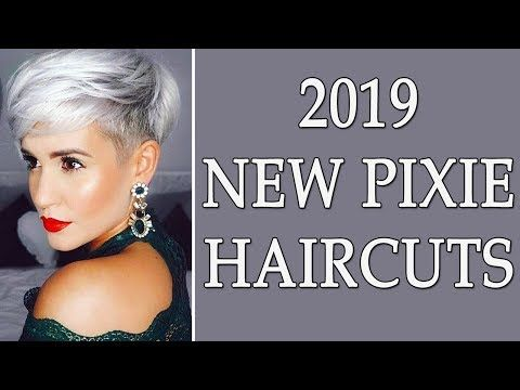 2019 New Pixie Haircuts Short Pixie Haircuts For Women 2019