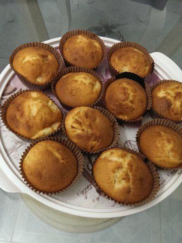 Apfel - Muffin - nach Weight Watchers - Rezept