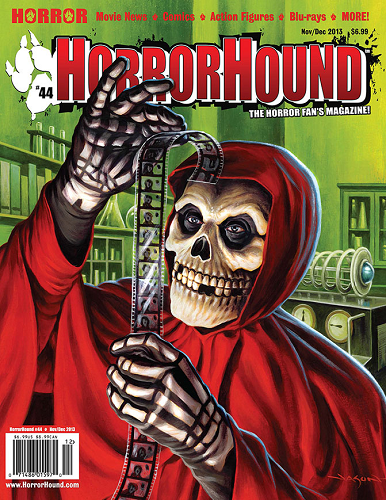 bc77499f6 HorrorHound Magazine #44 :: Magazines :: Books Magazines Comics :: House of Mysterious  Secrets - Specializing in Horror Merchandise & Collectibles