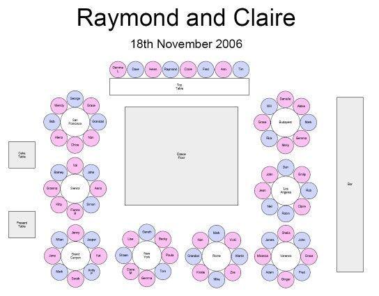 Floor Plan on Pinterest | Wedding Reception Layout ...