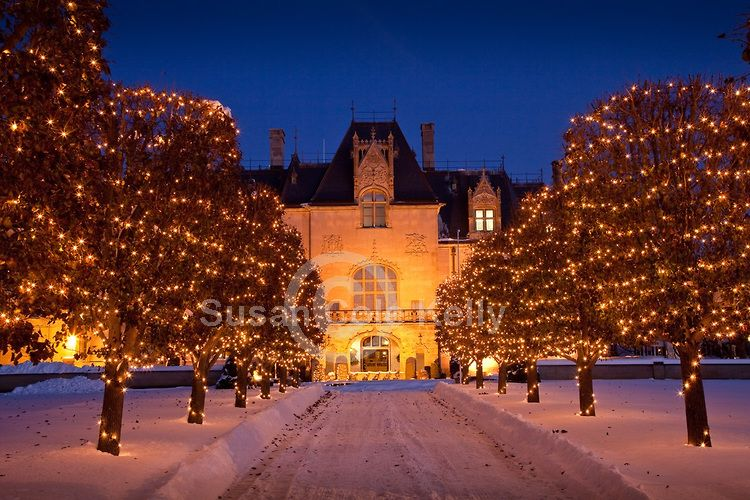 christmas at ochre court newport rhode island