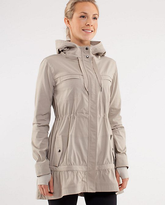 05720dd4fb Lulu Anorak....I really want this. But I really don t need it.