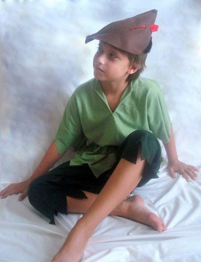 Peter pan or Robin hood Children s Costume kids Pinterest - 18 month halloween costume ideas