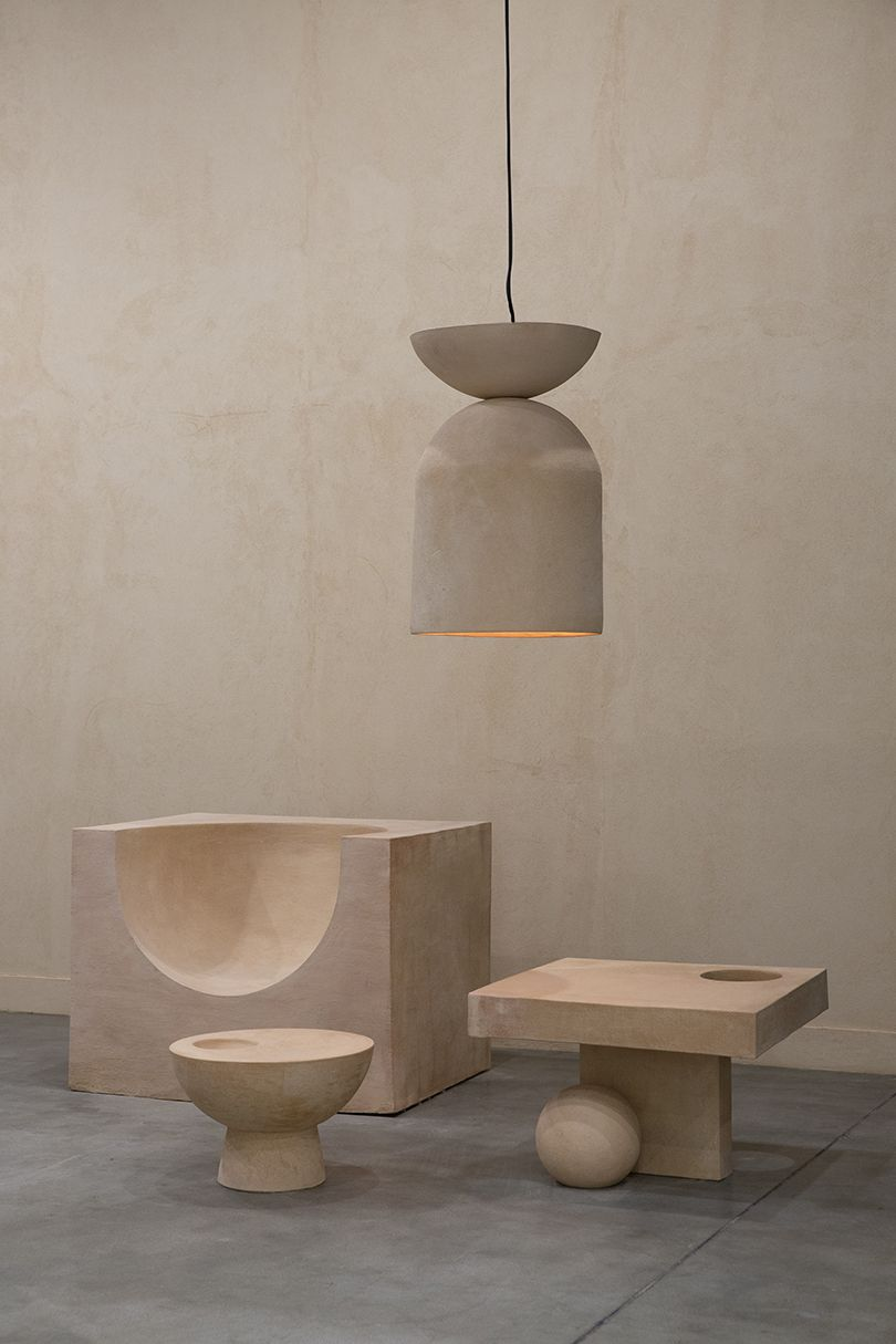 The Circle: An Installation by Elisa Ossino for Officine Saffi - Design Milk