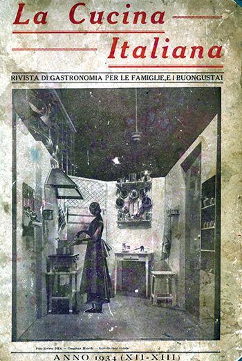 La cucina magazine