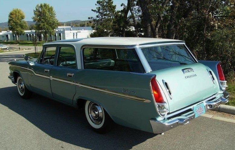 1959 Chrysler Town Country Chrysler Cars Station Wagon Cars