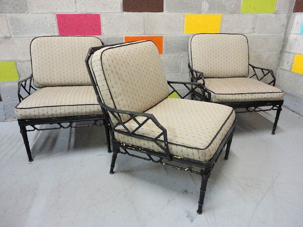 Vintage Brown Jordan Lounge Chairs For The Patio Sold Furniture Modern Patio Furniture Outdoor Wicker Furniture