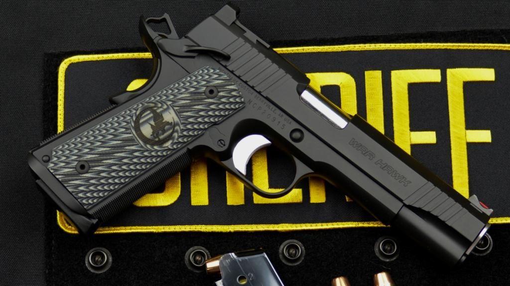 War Hawk Government - War Hawk Series - Pistols