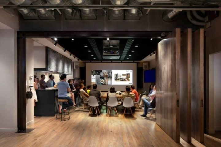 the icrave studio by icrave new york 10 coworking pinterest
