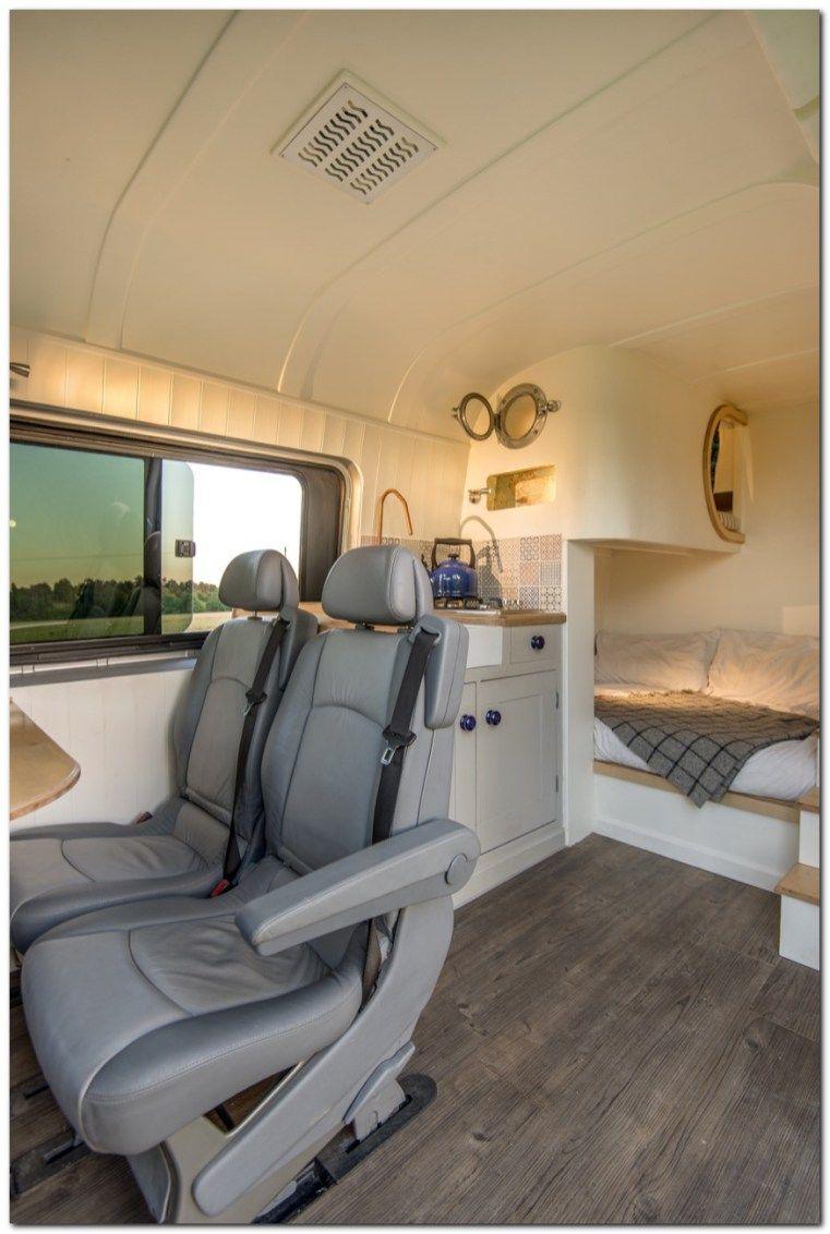 60 simple but cozy camper van interior ideas diy campervans rh pinterest ch