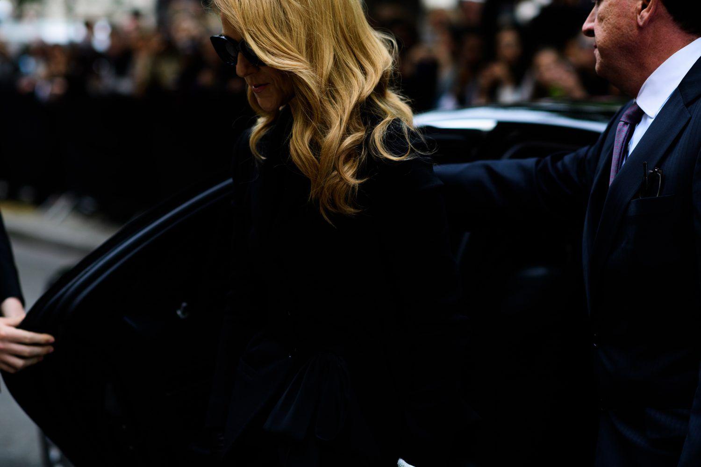 Céline Dion | Paris via Le 21ème